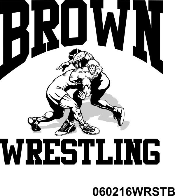 Brown Wrestling