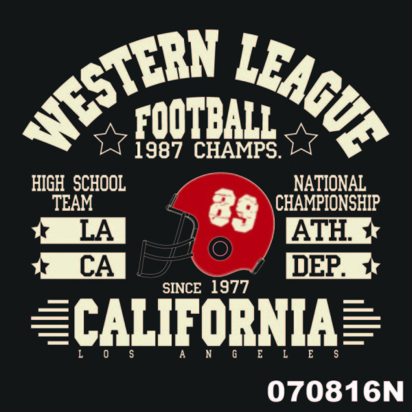 Western League Football
