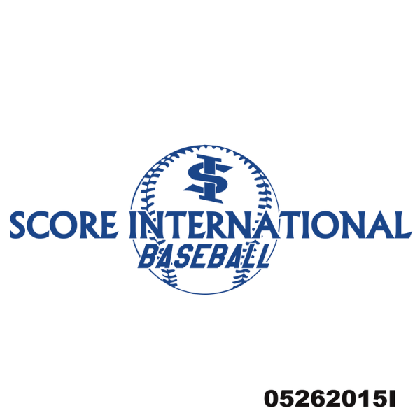 Score International Baseball