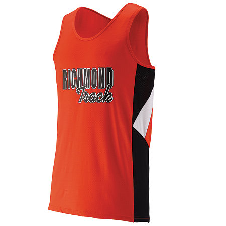 augusta track & field uniforms