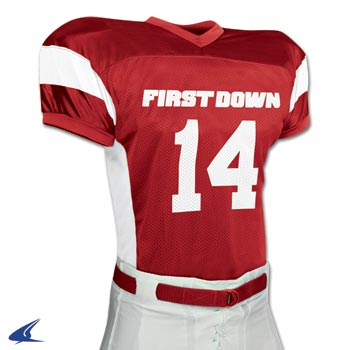 champro football uniforms