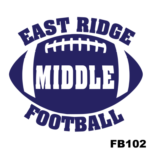 East Ridge Middle Football