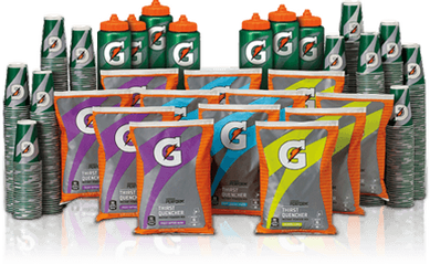 Gatorade Team Package