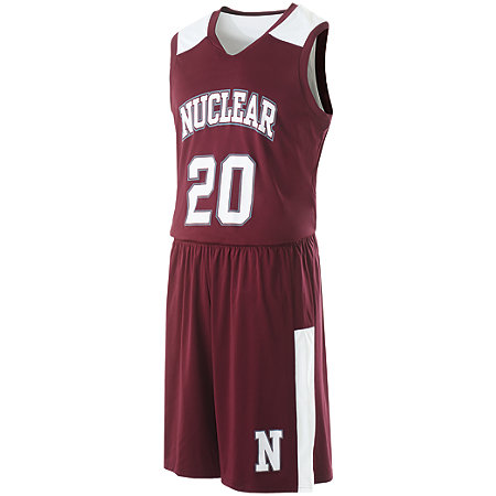 holloway basketball uniforms