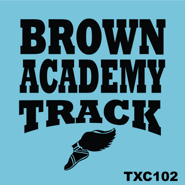 Brown Academy Track
