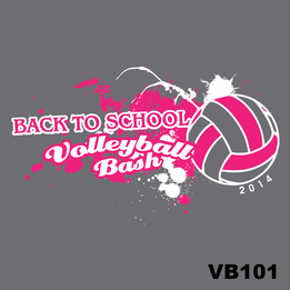 Back to School Volleyball