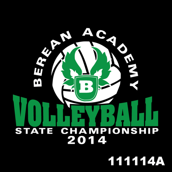 Berean Academy Volleyball